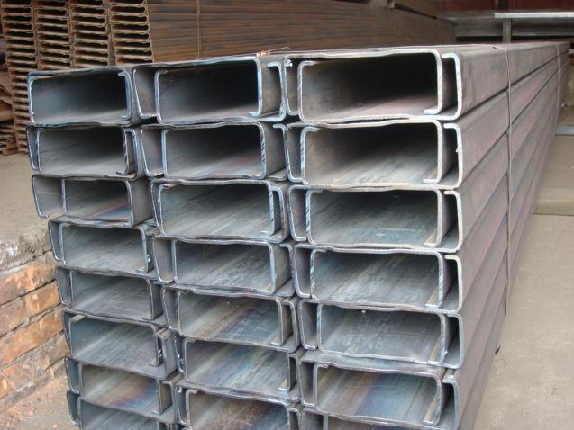 钢结构建筑的檩条