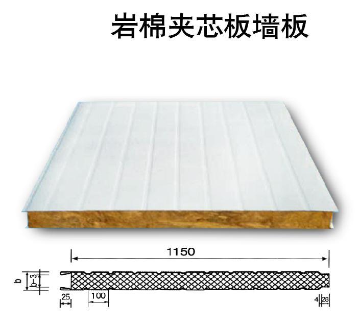 岩棉 夹芯板